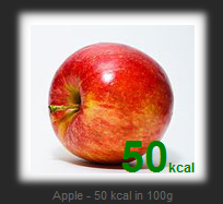 WP Calories - screenshot-1